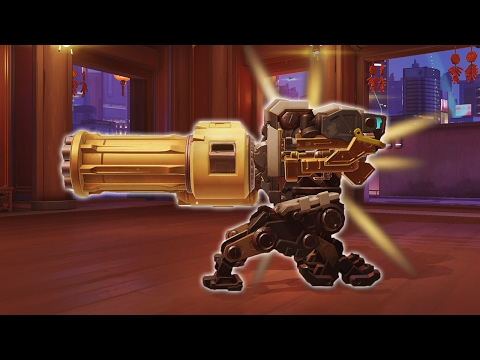 [Overwatch] The New & Improved Bastion