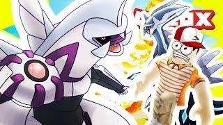 ICH HABE ZU WIN!! oder sonst... / Projekt Pokemon HARDCORE! / Roblox Adventures