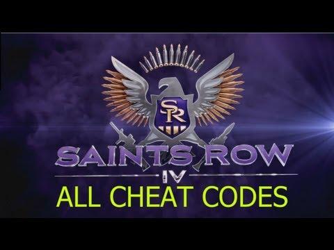 <b>Saints Row 4 CHEAT CODE</b> LIST - YouTube
