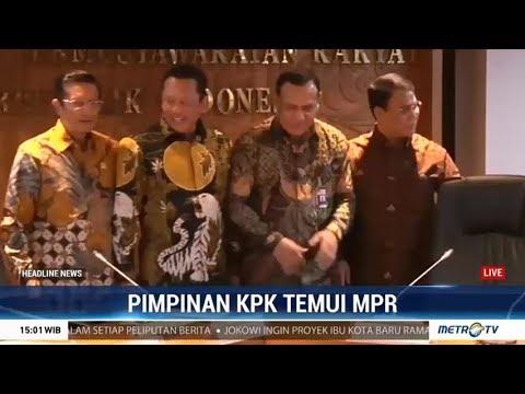 Ketua MPR Minta KPK Kawal Skandal Jiwasraya & Asabri