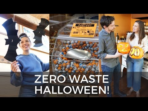 4 Ways to Have an Eco-Friendly Halloween