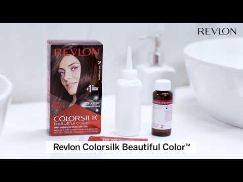 How To Use ColorSilk Beautiful Color | Revlon