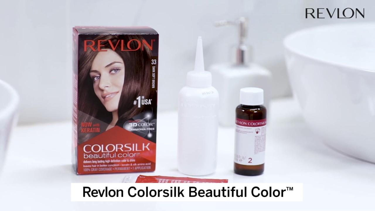 Colorsilk Beautiful Color™ Permanent Hair Color - Revlon