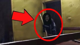 5 SCARY Ghost Videos You SHOULDN&#39T Watch In The DARK!!
