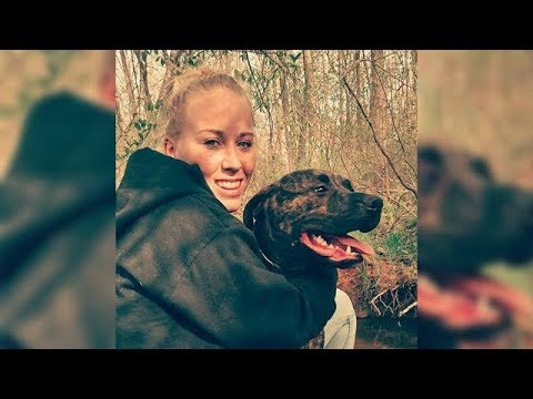 Pitbulls MAUL female owner to death in Virginia
