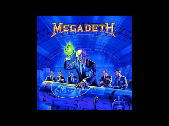 Megadeth - Tornado of Souls (HD)