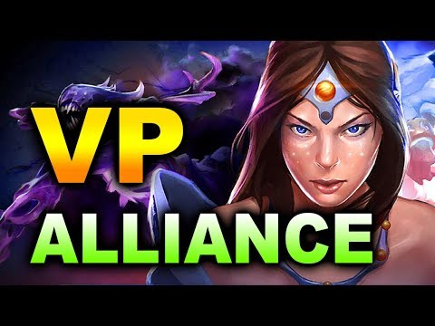VP vs ALLIANCE - KUALA LUMPUR MAJOR - GROUP D DOTA 2
