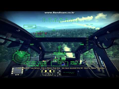 Apache Air Assault Mission 8. The Gang`s All Here (2)