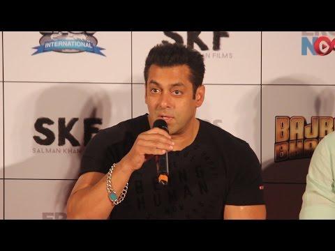 Salman Khan wishing Ramadan Mubarak to All Muslim