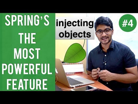 Explore spring dependency injection - step by step || injecting objects | spring framework tutorial