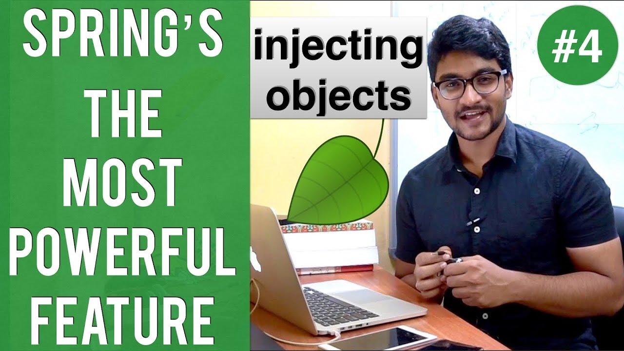 Spring Framework Tutorial: Explore Spring Dependency Injection