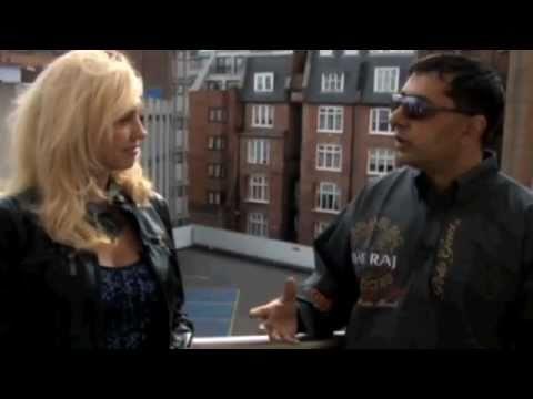 Mahvrick TV interview Panjabi MC (2011)
