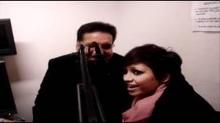 Channi From Alaap & Mona Singh at EAVA FM