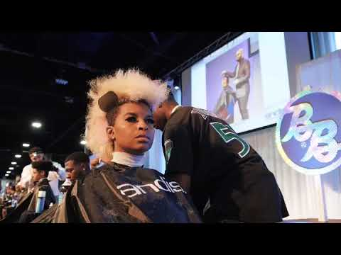 Adrian Long - Join Adrian Long this weekend at Bronner Brothers Hair Show
