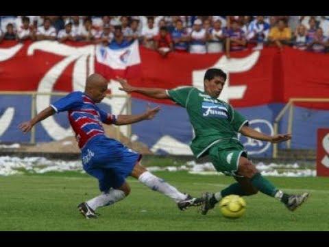 Fortaleza 1 x 0 Icasa (06/05/2007) - Gol do Titulo HD