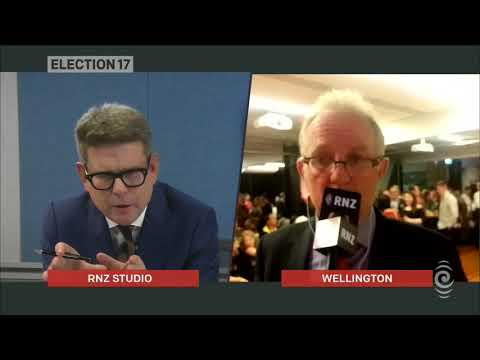 Labour's Greg O'Connor ahead in early poll counts for Ohariu electorate