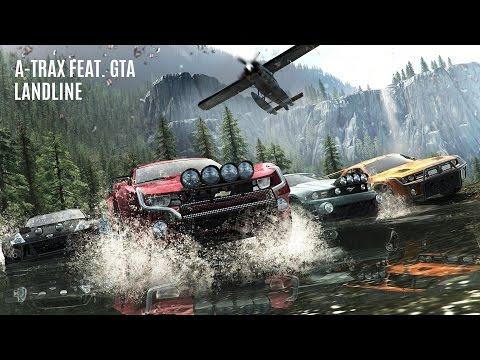 The Crew Soundtrack │ A-Trak feat. GTA - Landline