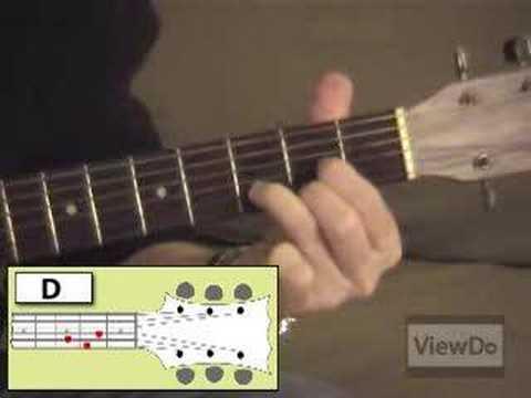 ViewDo: How To Play Beginner Guitar Chords - YouTube
