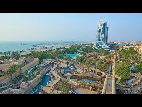 Wild Wadi Waterpark in Dubai (Arabic Music Video)