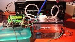Arduino Ultraschall Entfernungsmesser Lcd : Wasserstands anzeige mit arduino und ultraschallsensor