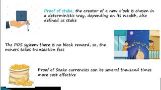 EUREKA BLOCKCHAIN difference between Proof of Work (PoW) and Proof of Stake (PoS)