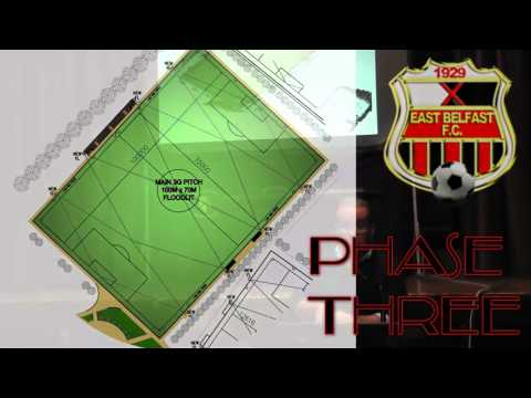 East Belfast Football Club Development Plan