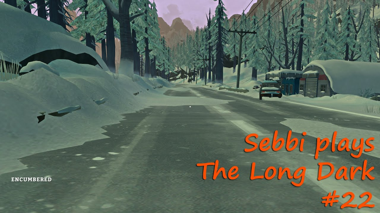 The Long Dark  22  Quonset Gas Station  YouTube