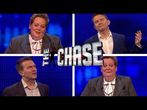 The Chase - Governess's Funniest Moments