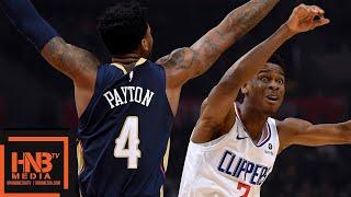 LA Clippers vs New Orleans Pelicans Full Game Highlights | 01/14/2019 NBA Season
