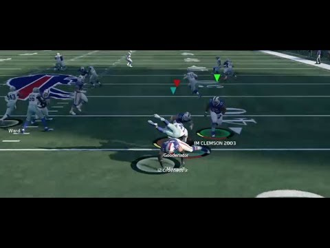 Madden 18 Squads Top 10 Play of the Week Episode 14 - HUGE Hit Stick Saves the Game