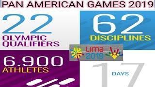 Pan American Games 2019 Lima fixtures ; schedule ; Medals ; USA; CANADA ; CUBA