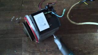 Насос котла Navien(Показана работа насоса с отключением пускового конденсатора. Данное видео выложено для разъяснений по..., 2016-04-27T03:50:41.000Z)