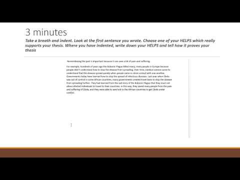 expository writing the insider chart and the minute essay  quest four the 11 minute essay part 1