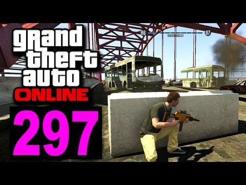 Grand Theft Auto 5 Multiplayer - Part 297 - Extremely Close Deathmatch (GTA Online Gameplay)