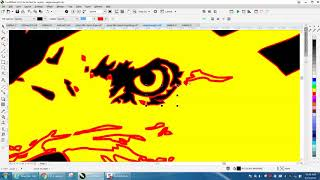 Corel Draw Tips & Tricks Take out the white back ground