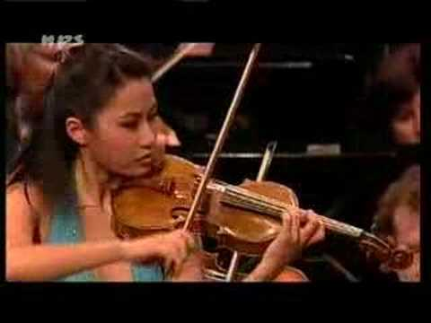 Sarah Chang -- Sibelius Concerto -- 4/4