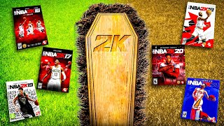 THE RISE AND FALL OF NBA 2K (documentary)