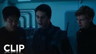 "MAZE RUNNER: THE DEATH CURE | ""Any Ideas?"" 
