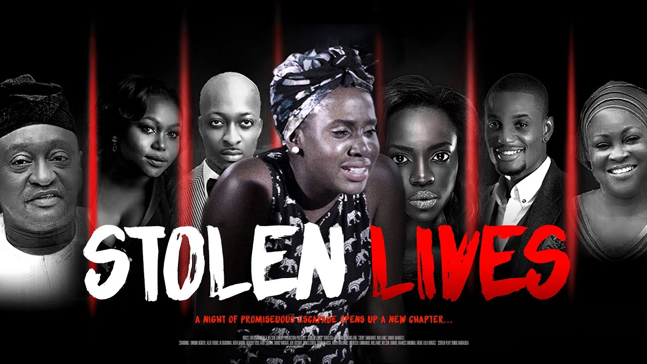 Download Stolen Lives [Official Trailer] Latest 2016 Nigerian Nollywood Drama Movie