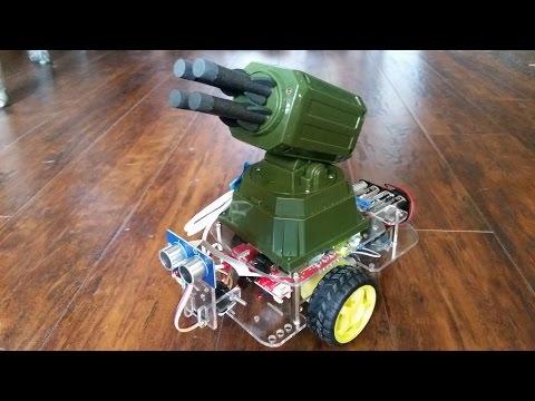 Programming Autonomy - Robotics with Python Raspberry Pi and GoPiGo p.6