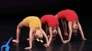 Gummy Bears   Pre-Primary Acro (Age 5-6) at KaliAndrews Dance Company