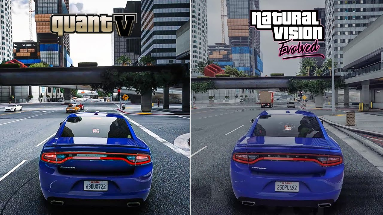 First Person View in GTA Games | Best FPS Mods