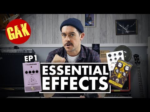 Essential Effects | DOD, TC Electronic & Meris - EP #1