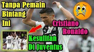 SUNGGUH MENYEDIHKAN!!! Tanpa Pemain Bintang Ini, Cristiano Ronaldo Kesulitan di Juventus