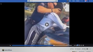 Largo police officer fired for choking black teen