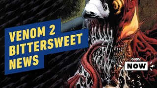 Venom 2 Tease Delivers Bittersweet News - IGN Now
