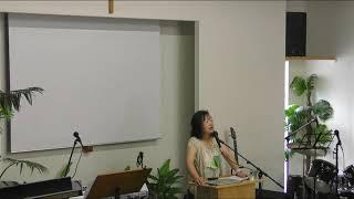 2021/08/08  日曜礼拝 ライブ配信 キングスチャペル岩国 Sunday Morning Worship Servie Live Streaming King's Chapel Iwakuni