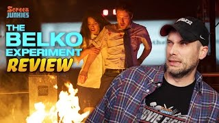 The Belko Experiment Review