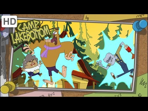 Camp Lakebottom - The Scare Consultant