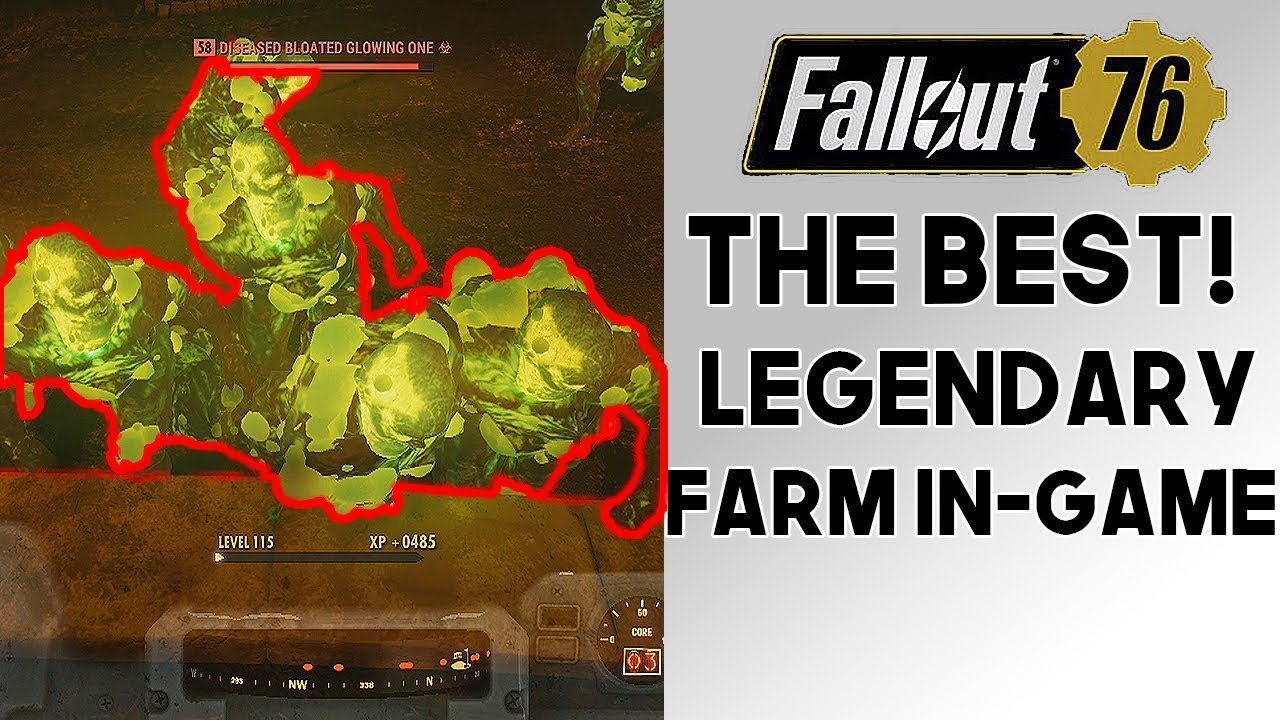 Fallout 76 Best LEGENDARY Farm In-Game!! Use this OP Farm Before It's  Nerfed!! (1 0 1 14)